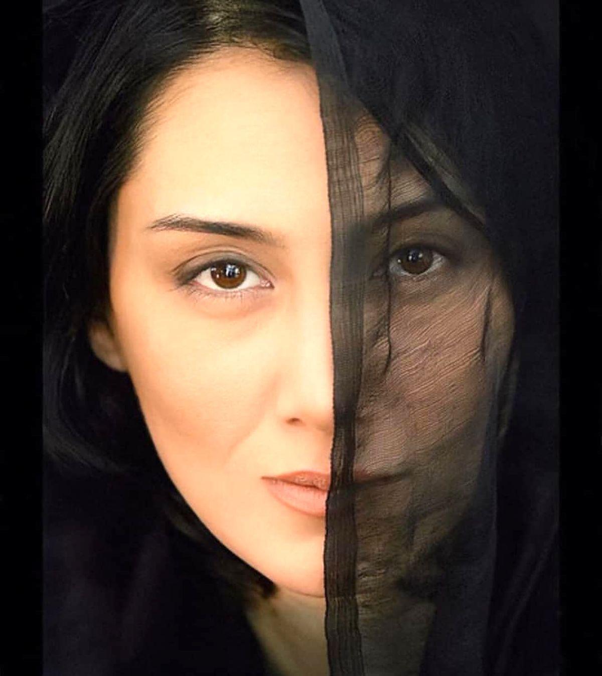 شباهت عجیب این خانوم بازیگر به هدیه تهرانی سوژه رسانه ها شد