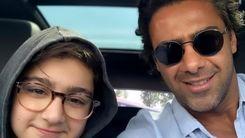 خوشحالی عجیب فرهاد مجیدی از برد تیمش در دربی / عکس + ویدئو