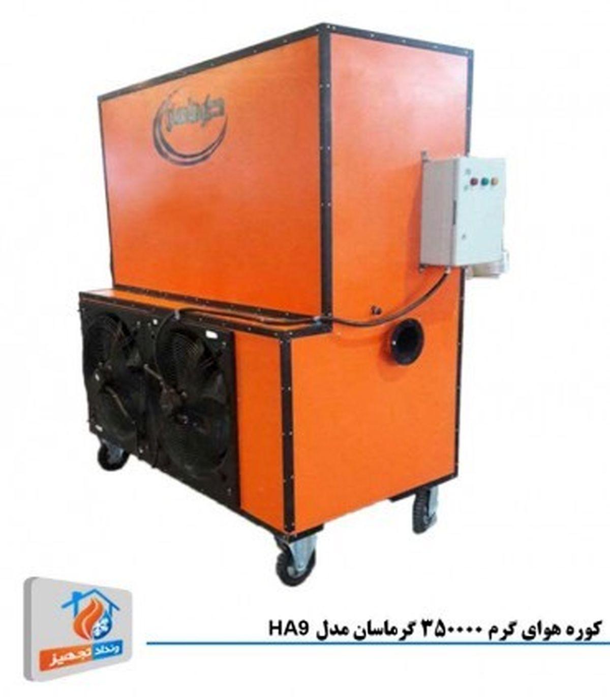 بهترین کارخانه های تولید کننده گرماتاب در ایران