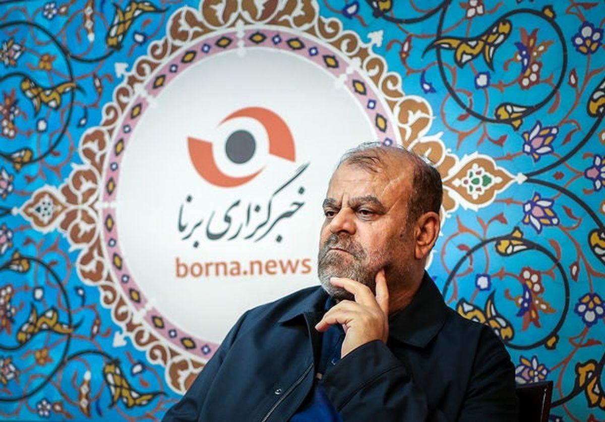 رونمایی از یک کاندیدا ی ریاست جمهوری جدید/ آمادهام ایران را به سرافرازی برسانم