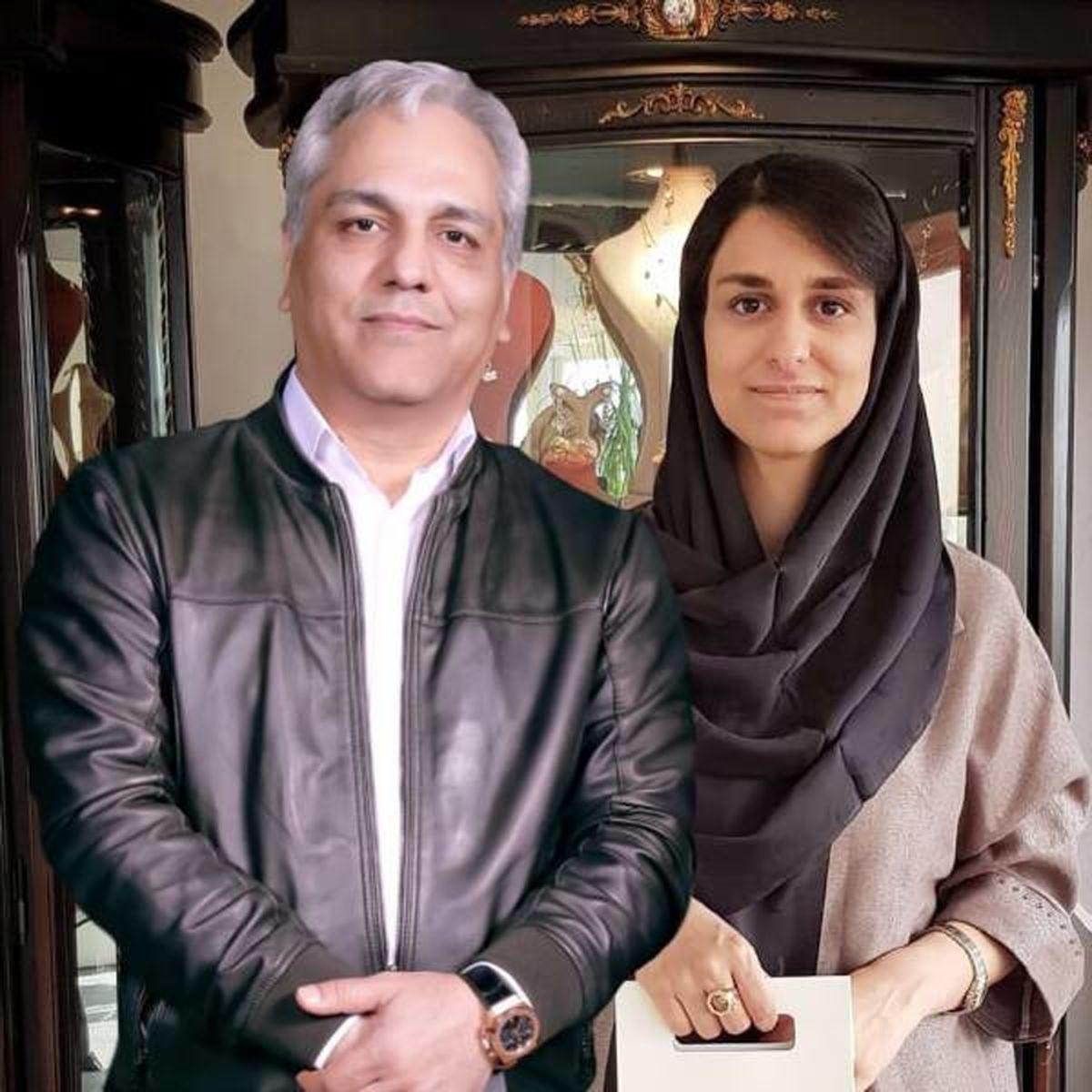 عکس صمیمی مهران مدیری با بازیگران سریال دراکولا