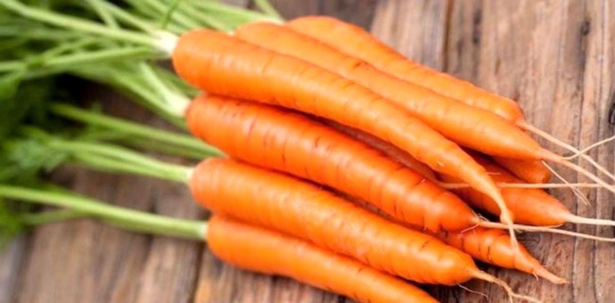 قیمت هویج در بازار کاهش پیدا کرد