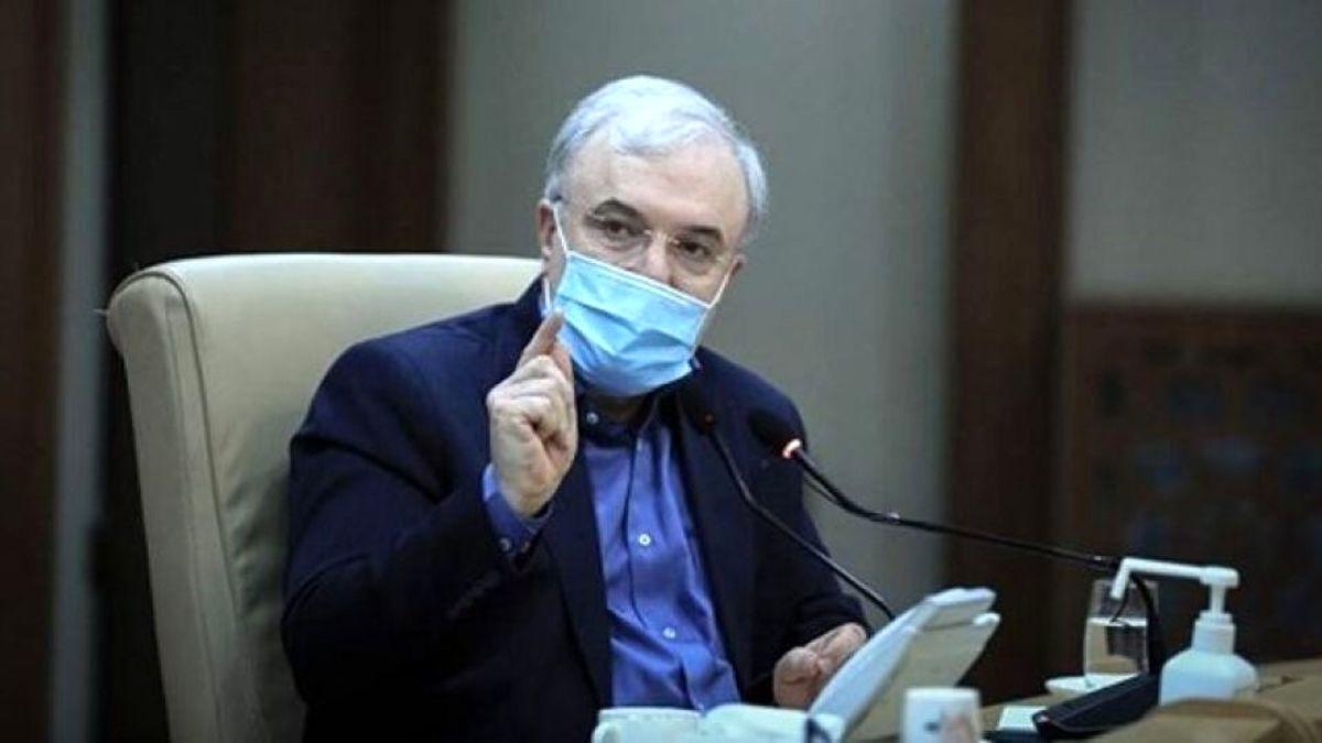 وزیر بهداشت اعتراف کرد / من به تنهایی از پس کرونا در ایران بر نمی آیم