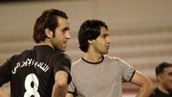 عکس علی کریمی و فرهاد مجیدی در دبی لو رفت!