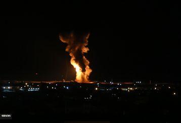 پاسخ غزه و فلسطین با شلیک ۹۰ راکت به عسقلان اشغالی