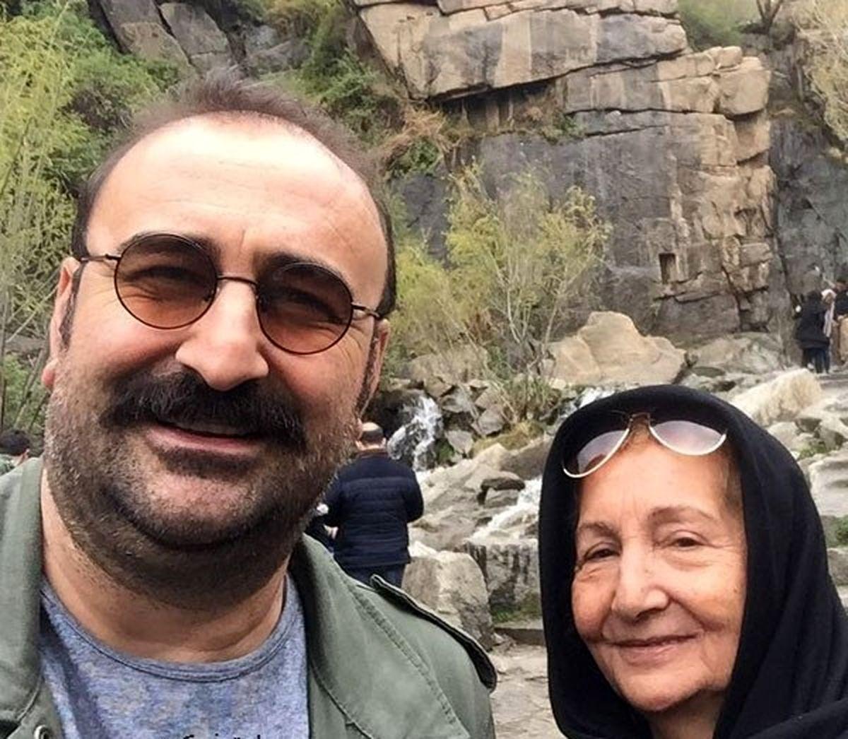 جوانی های مهران احمدی + عکس