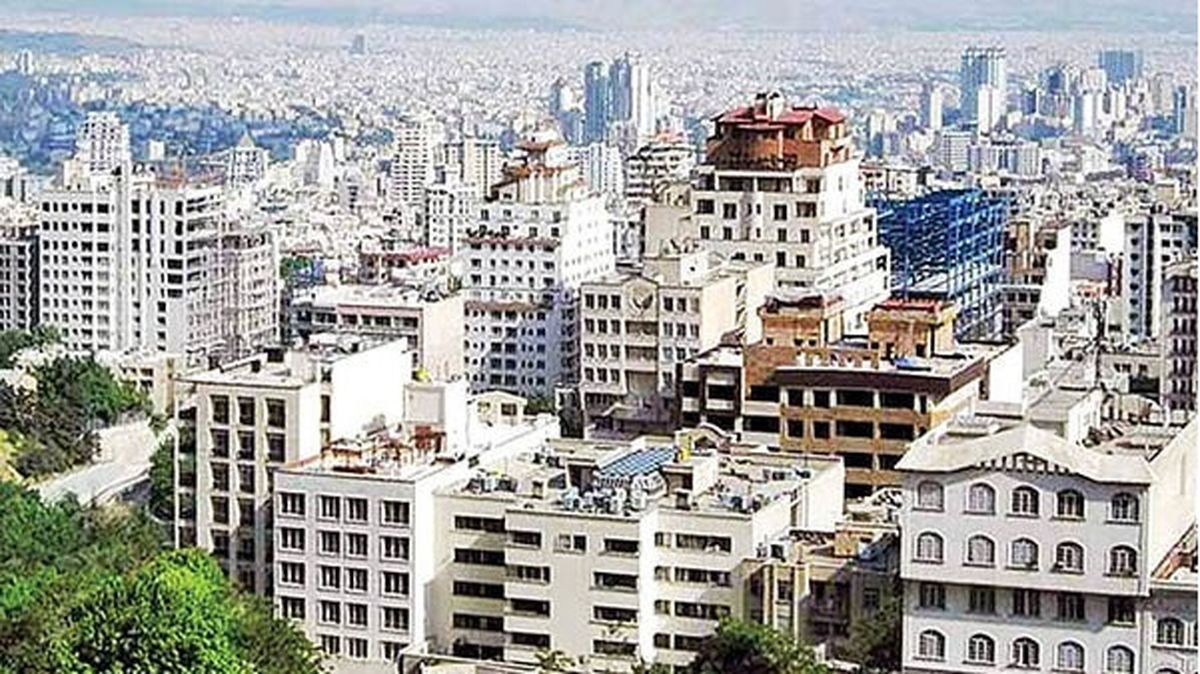 قیمت خانه در مناطق مختلف تهران + جدول قیمت ها
