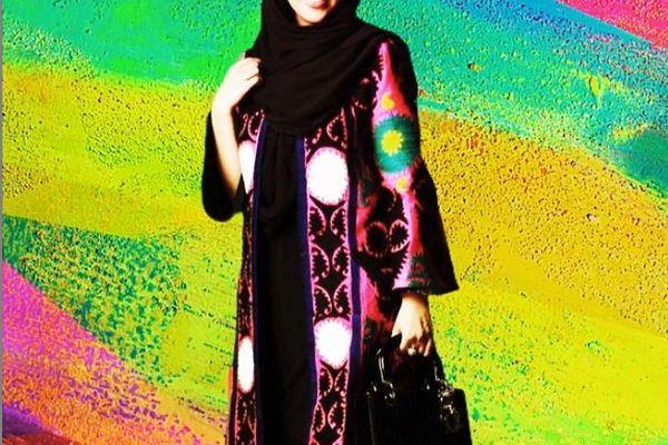 لیلا اوتادی با ژست متفاوت+ عکس جذاب