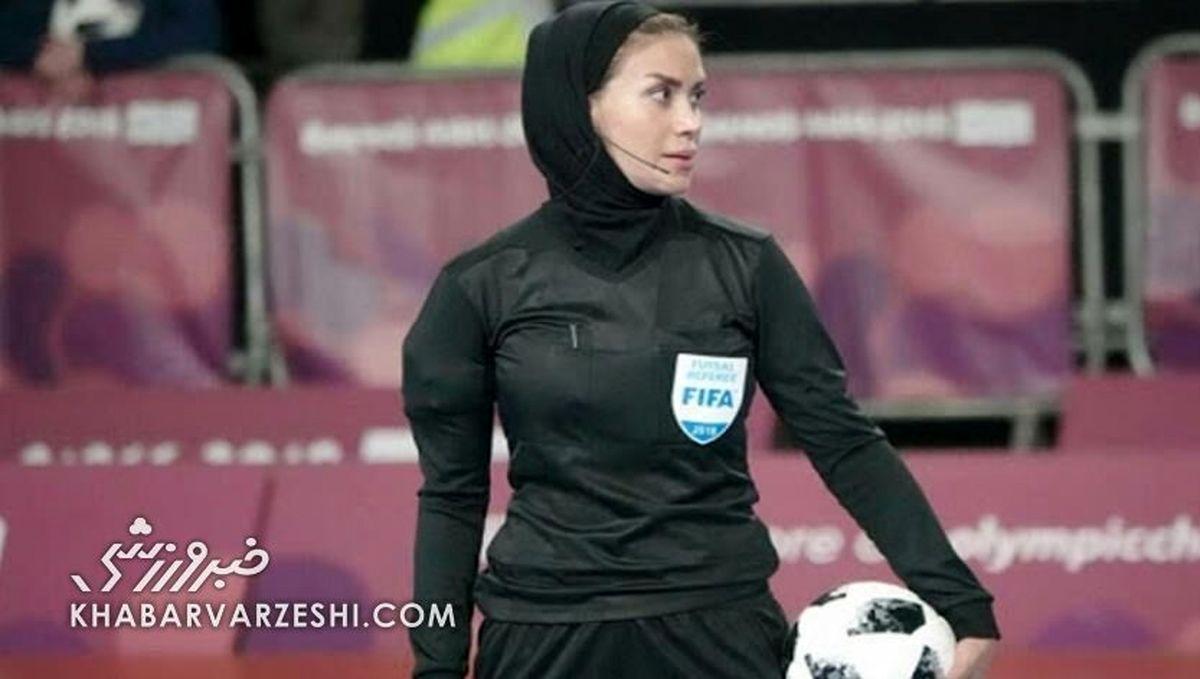 لحظه سورپرایز دارو زن ایرانی در فرودگاه