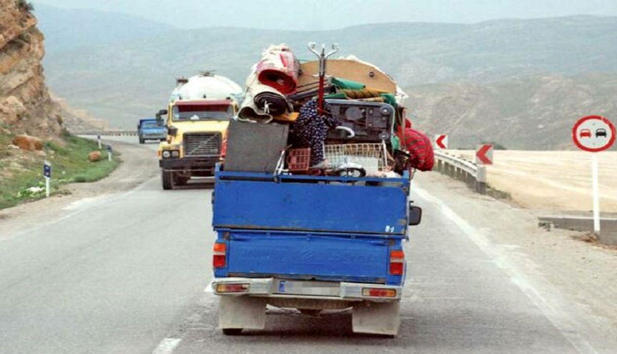 بحران مهاجرت در داخل کشور  کوچ مردم به شمال!