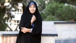 فائزه هاشمی: با شرایط فعلی بنای رأی دادن ندارم