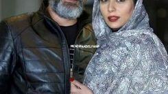 تبریک عاشقانه مهدی پاکدل به همسرش رعنا + کلیپ جنجالی
