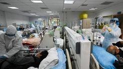 آمار سیاه فوت شدگان کرونا در ایران هنوز ادامه دارد (۱۴۰۰/۰۲/۱۳)