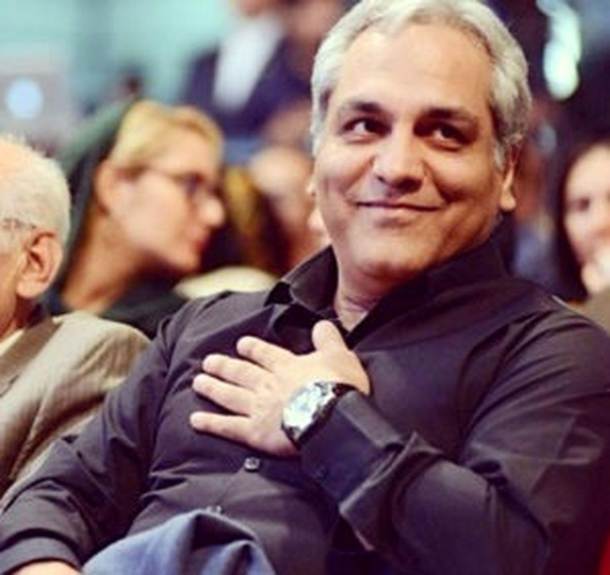 صورت پیر مهران مدیری بعد از ابتلا به کرونا  تصویر شوکه کننده