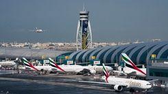 تصادف شدید دو هواپیما با مسافران ایرانی در دبی