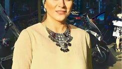 تبریک متفاوت سحر دولتشاهی به همایون + عکس جنجالی