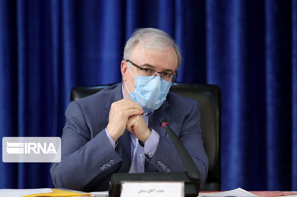 افشاگری عجیب وزیر بهداشت/ فحش های زشت وزیر بهداشت را بشنوید