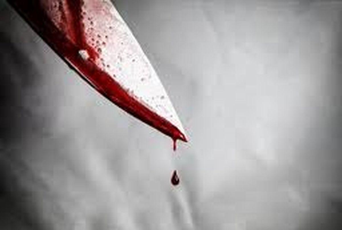 چاقو کشی در مترو تهران!