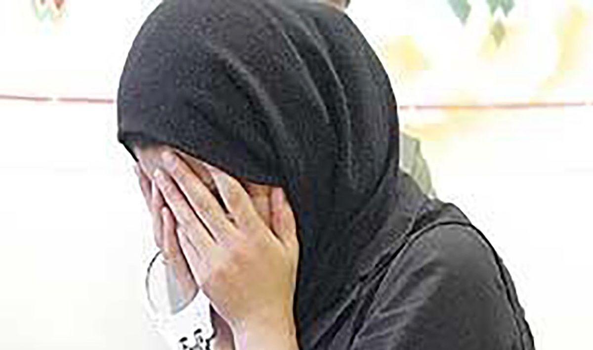 این دختر 19 ساله مشهدی 100 شاکی دارد| شیادان با این دختر چه کردند؟