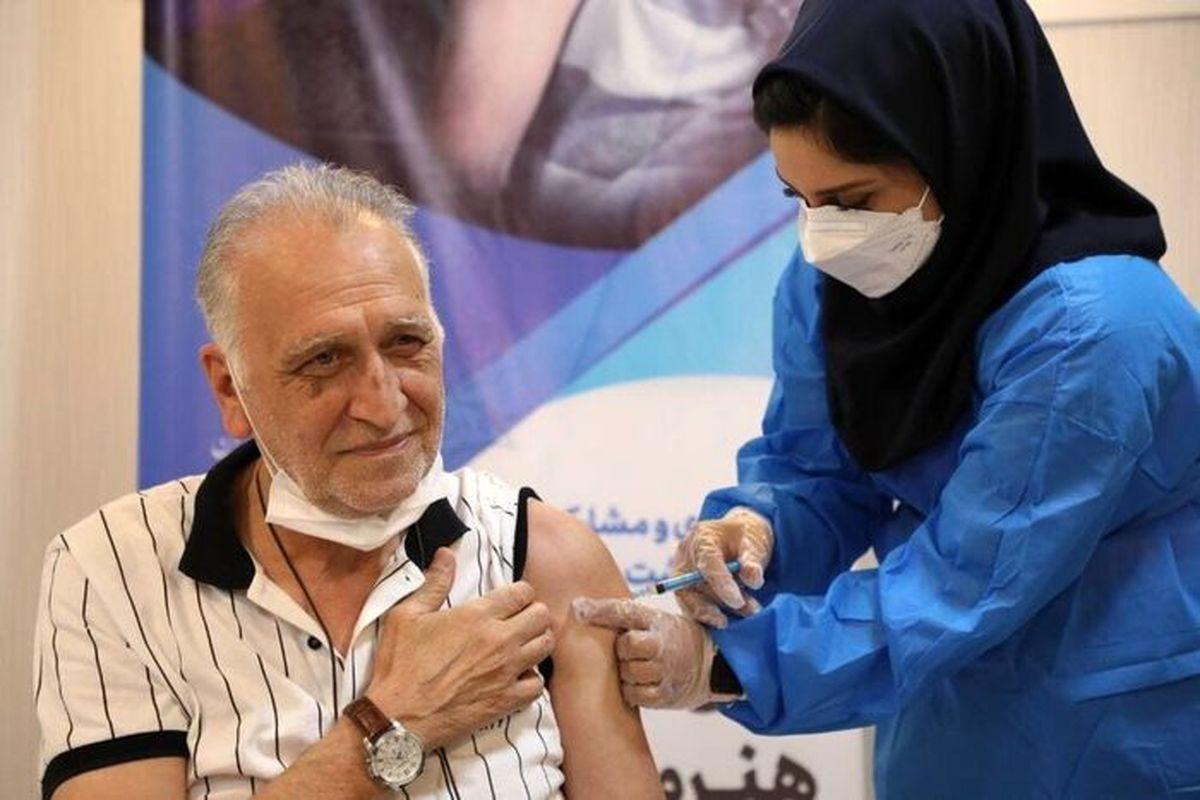 واکسیناسیون بالای ۴۰ سال برای این گروه از افراد آغاز شد