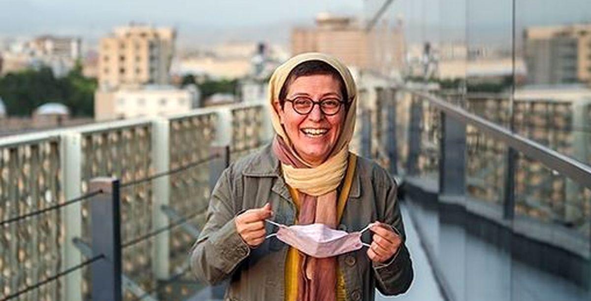 دلتنگی سوسن پرور برای زنده یاد «ماهچهره خلیلی»