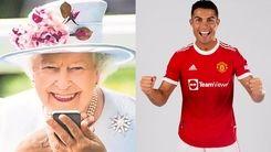 درخواست عجیب ملکه انگلیس از کریستیانو رونالدو