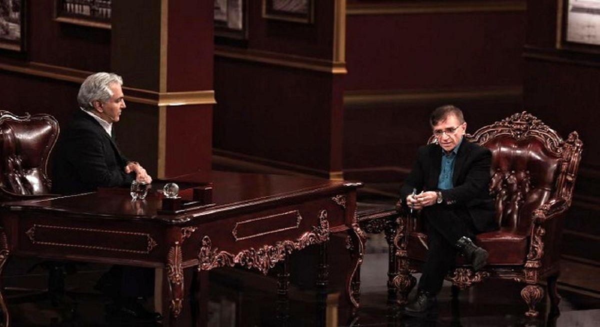 گفتگوی دکتر انوشه در برنامه دورهمی/ هشدار به مردم + کلیپ جذاب